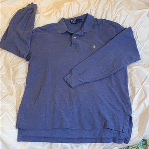 Polo by Ralph Lauren small LS polo
